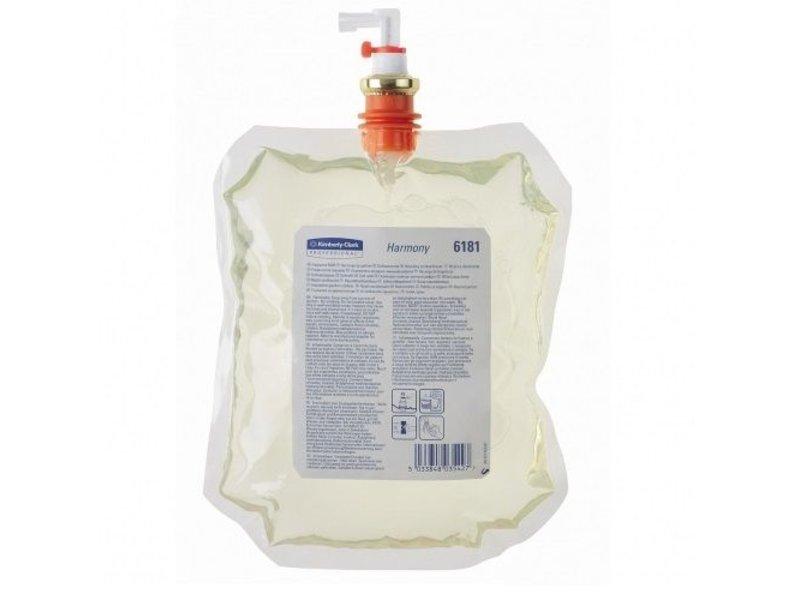 Kimberly Clark KIMBERLY-CLARK PROFESSIONAL* Harmony Harmony Luchtverfrisser - Navulling / 300 ml - Transparant