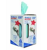 Kimberly Clark  WYPALL* X60 Doeken - combirol - Blauw