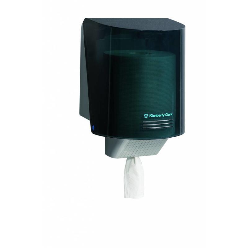 KIMBERLY-CLARK PROFESSIONAL* Poetsdoek Dispenser - combirol - Grijs