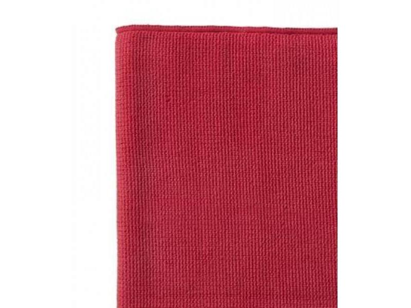 Kimberly Clark  WYPALL* Microfibre doeken - ongevouwen - Rood