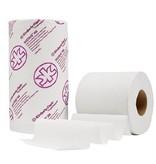 Kimberly Clark HOSTESS* 650 Toilettissue Rollen - Kleine rollen / 650 - Wit