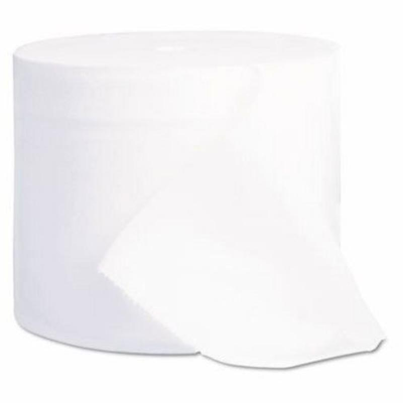 SCOTT® Toilettissue Rollen - Kokerloos - Wit