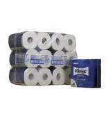 Kimberly Clark KLEENEX® Toilettissue Rollen - Kleine rollen / 160 vel - Wit