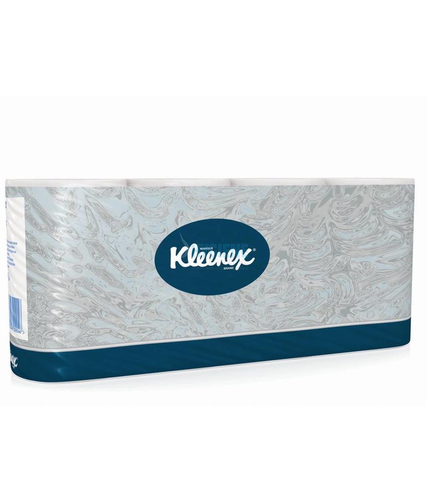 KLEENEX® ULTRA Toilettissue Rollen - Kleine rollen - Wit