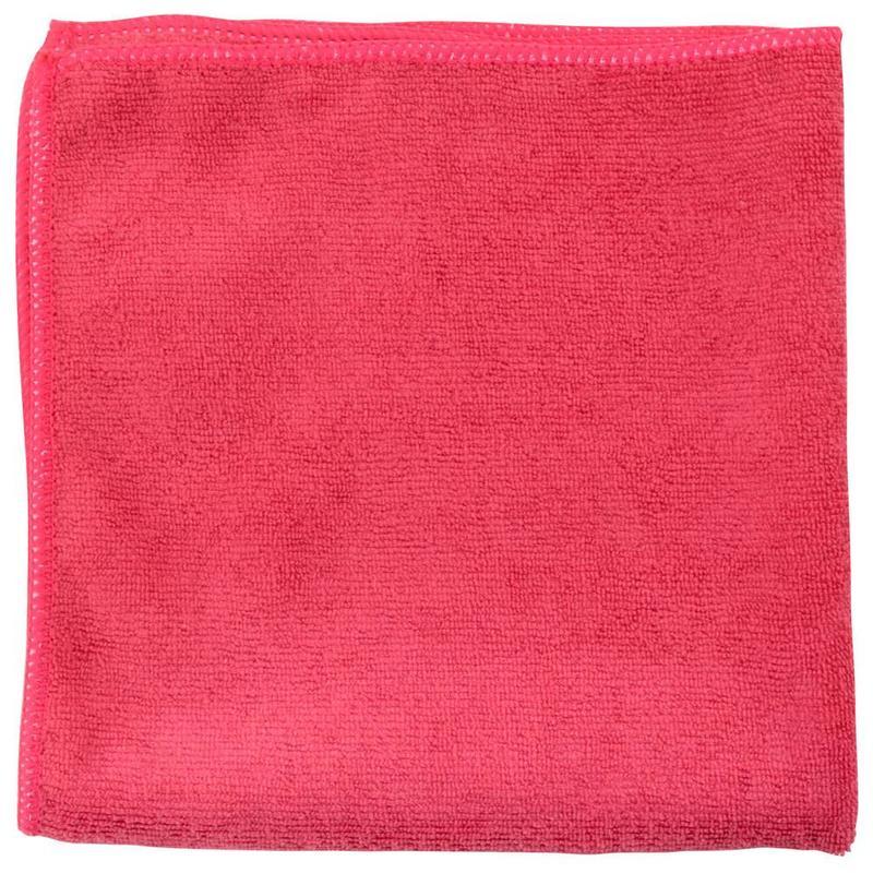 Unger SmartColor™ MicroWipe 500, Microvezeldoek, rood