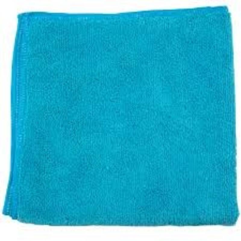 Unger SmartColor™ MicroWipe 500, Microvezeldoek, blauw