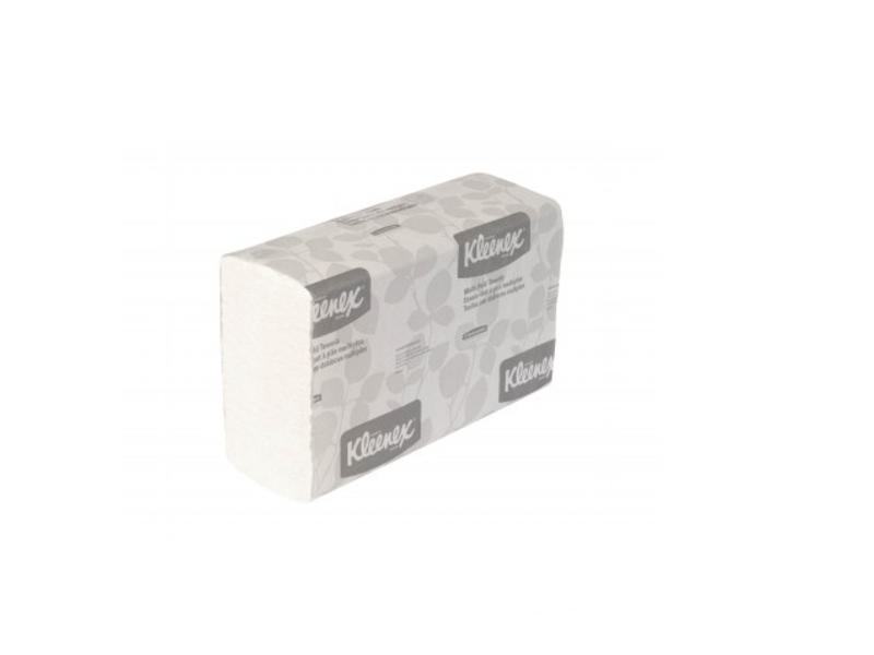 Kimberly Clark KLEENEX® Handdoeken - MultiFold / Medium - Wit