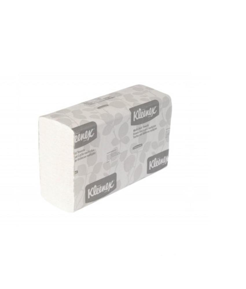 KLEENEX® Handdoeken - MultiFold / Medium - Wit