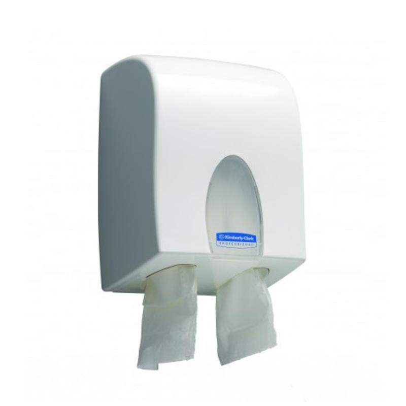 KIMBERLY-CLARK PROFESSIONAL* Gevouwen Handdoek Dispenser - Intergevouwen - Wit