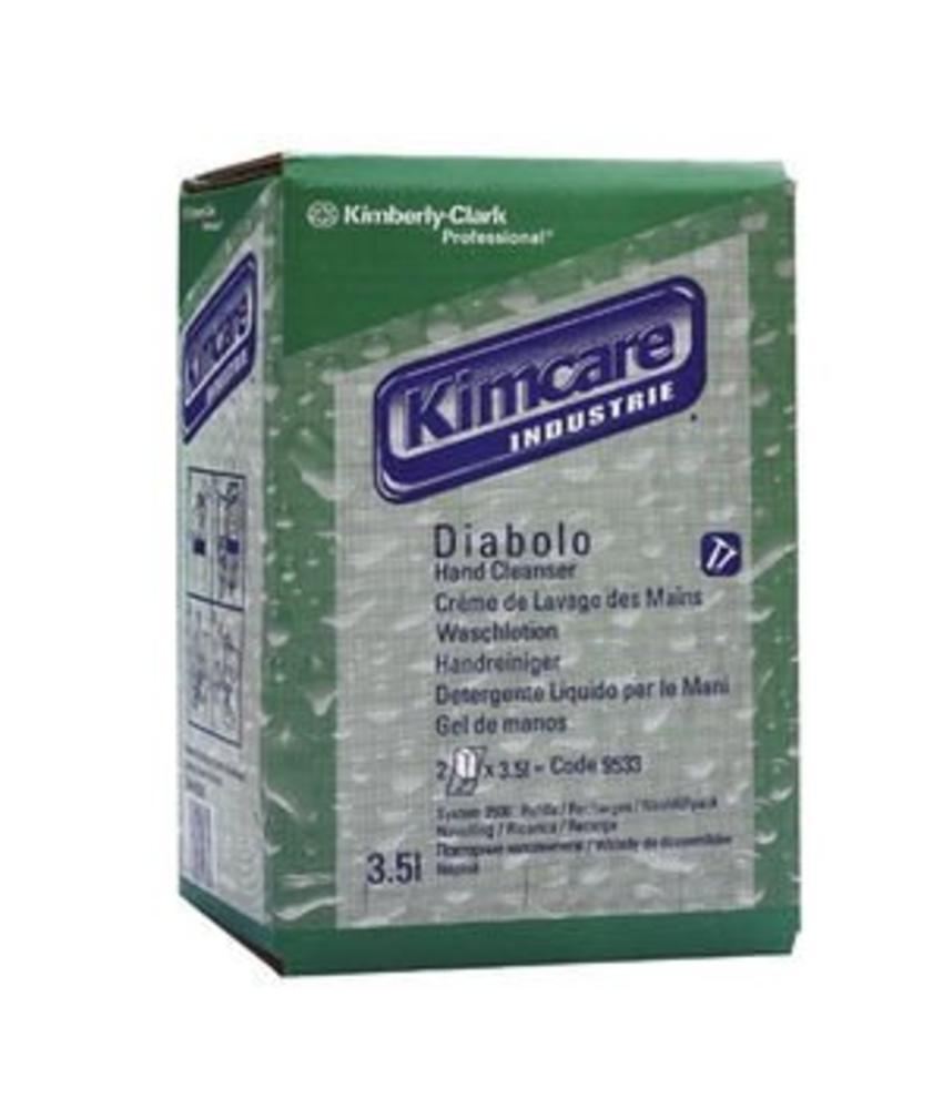 KIMCARE INDUSTRIE* DIABOLO Handreiniger - 3,5ltr Vulling - Oranje