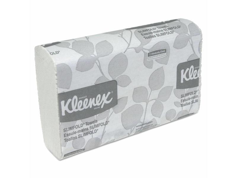 Kimberly Clark KLEENEX® SLIMFOLD Handdoeken - MultiFold - Wit