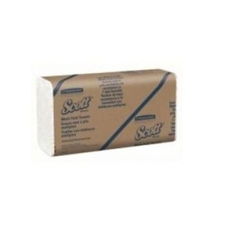 SCOTT® Handdoeken - MultiFold / Medium - Wit