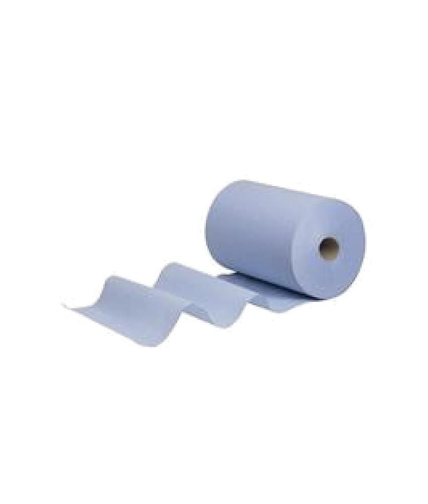 SCOTT® SLIMROLL XL Handdoeken - Rol - Blauw