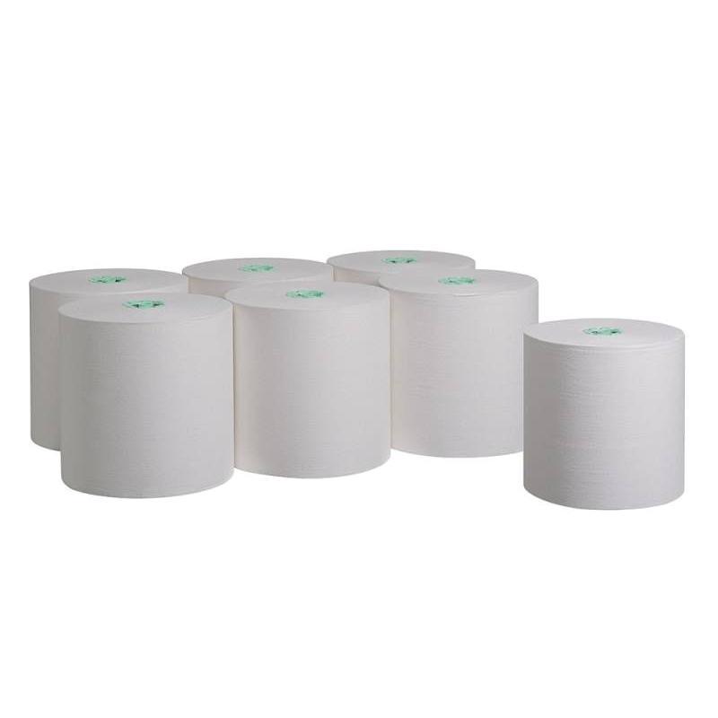 SCOTT® MAX Handdoeken - Rol - Wit