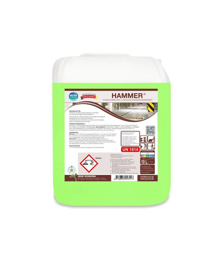 Industriële reiniger - HAMMER 10L