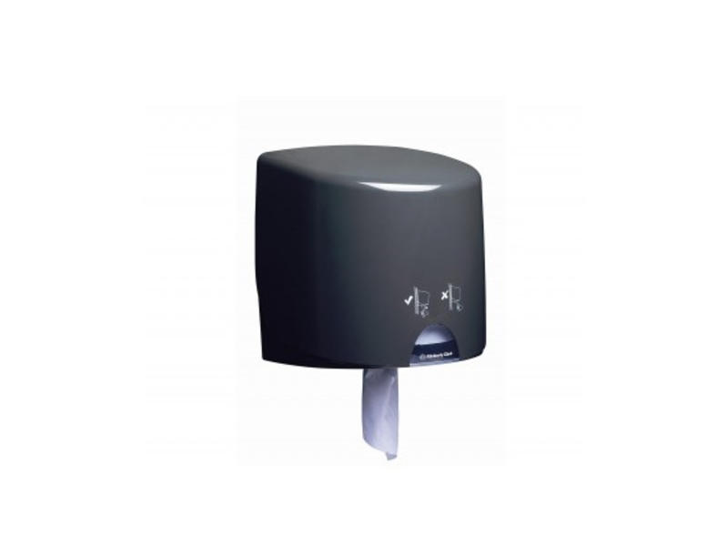 Kimberly Clark AQUARIUS* Poetsdoek Dispenser - Roll Control - Grijs
