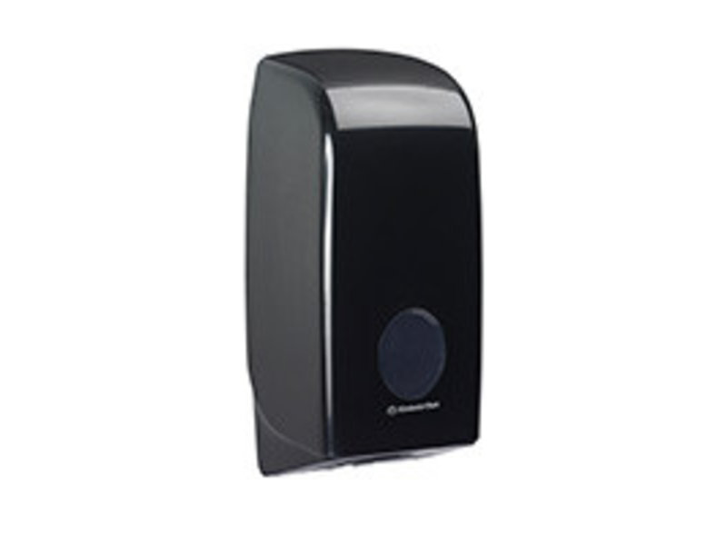 Kimberly Clark AQUARIUS* Toilettissue Dispenser - Zwart