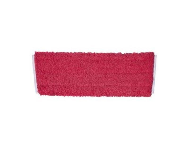 Johnson Diversey TASKI JM Hygiëne microvezelmop rood - 40 cm - 5 stuks