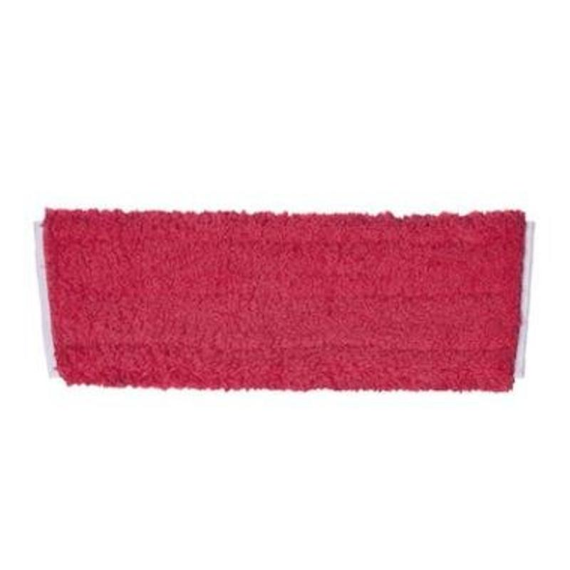 TASKI JM Hygiëne microvezelmop rood - 40 cm - 5 stuks