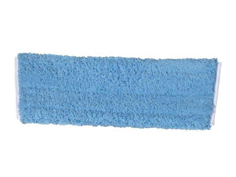 Johnson Diversey TASKI JM Hygiëne microvezelmop blauw - 40 cm - 5 stuks