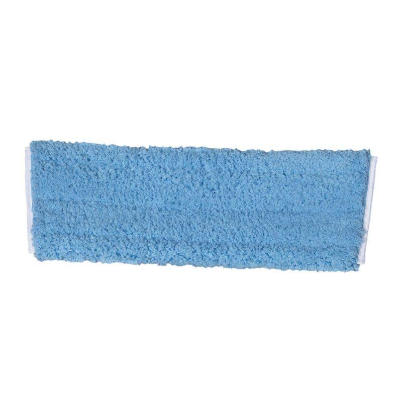TASKI JM Hygiëne microvezelmop blauw - 40 cm - 5 stuks