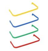Johnson Diversey TASKI gekleurde hadvaten voor emmer - 4 stuks