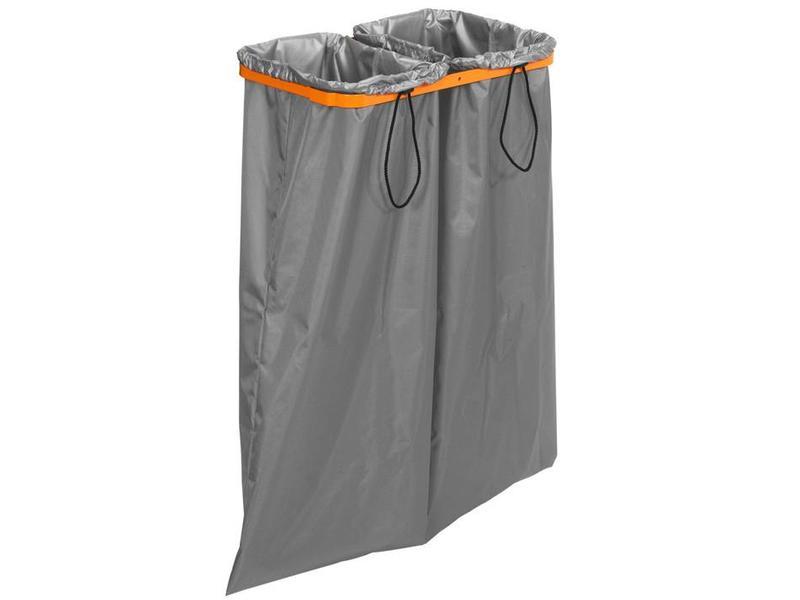 Johnson Diversey TASKI grote grijze waszak - 36 liter - per stuk