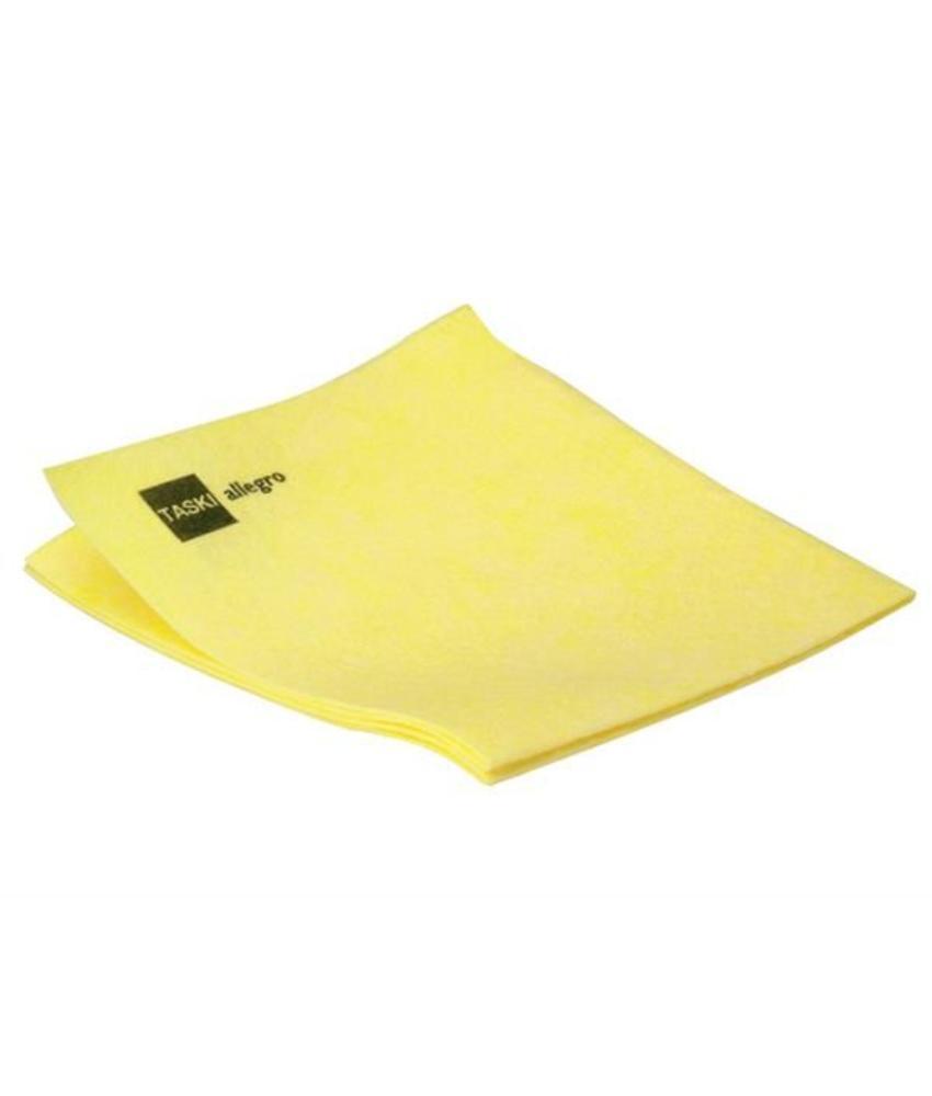 TASKI Allegro - geel - 25 stuks