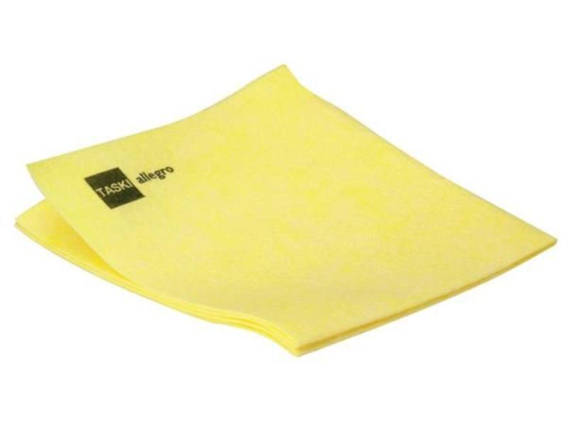 Johnson Diversey TASKI Allegro - geel - 100 stuks