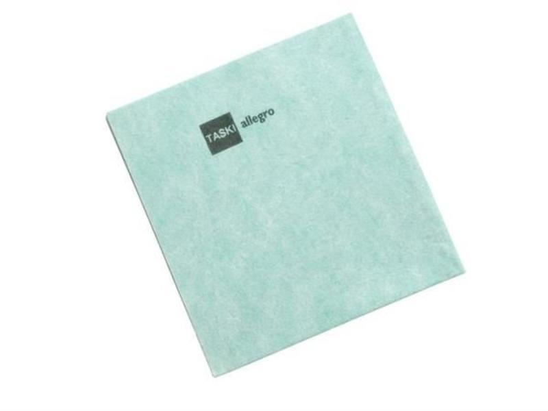 Johnson Diversey TASKI Allegro - groen - 100 stuks
