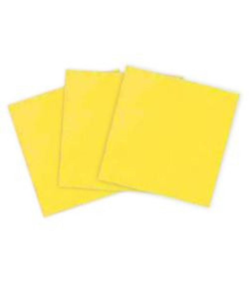TASKI Allegro light - geel -100 stuks