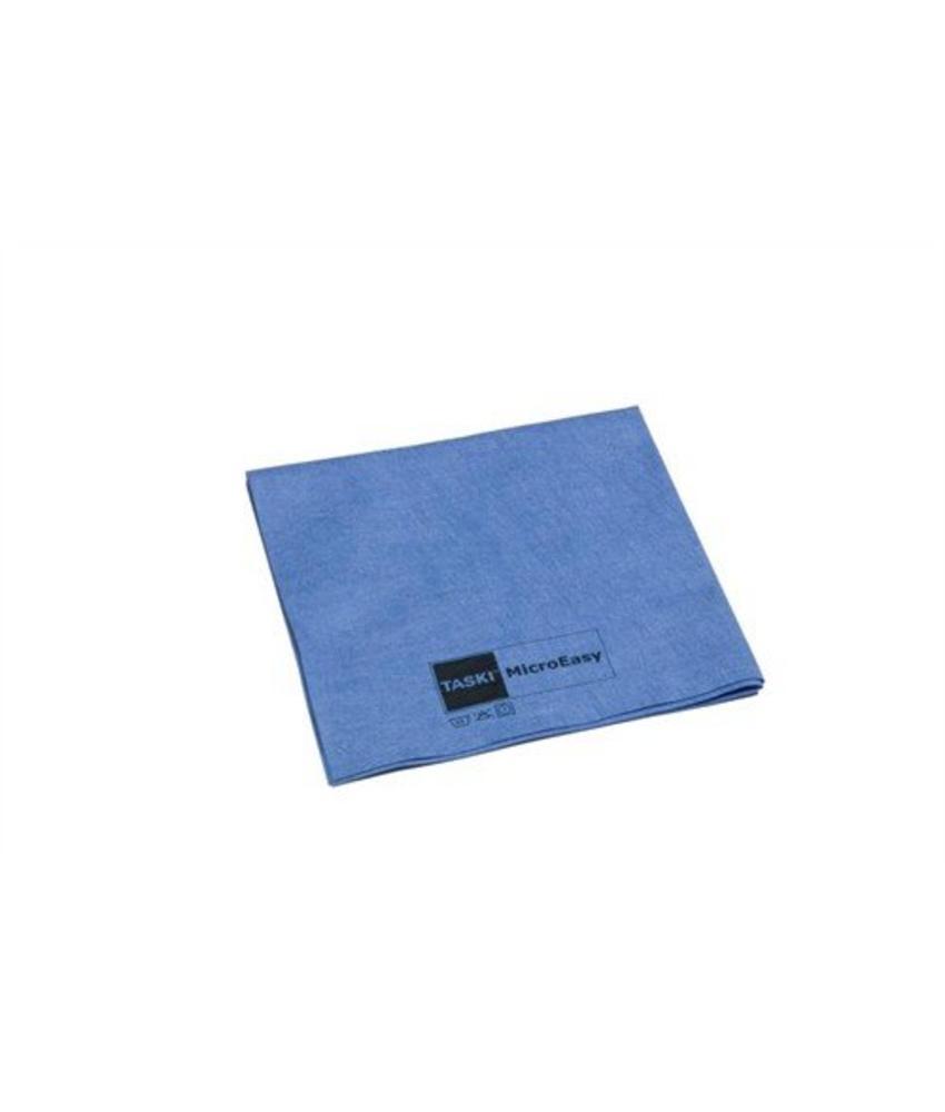 TASKI MicroEasy reinigingsdoek - blauw - 5 stuks
