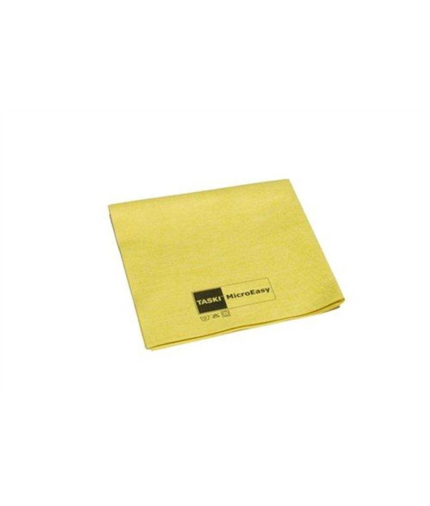 TASKI MicroEasy reinigingsdoek - geel - 5 stuks