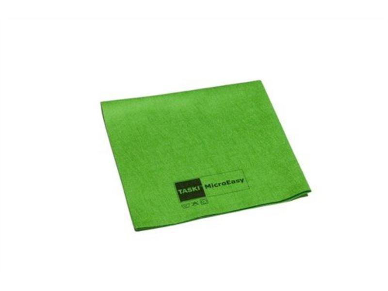 Johnson Diversey TASKI MicroEasy reinigingsdoek - groen - 5 stuks