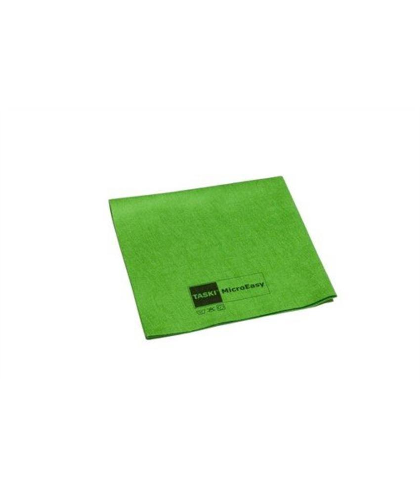 TASKI MicroEasy reinigingsdoek - groen - 5 stuks