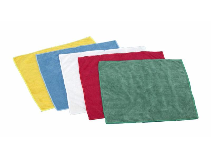 Johnson Diversey TASKI MicroQuick - groen - 5 stuks