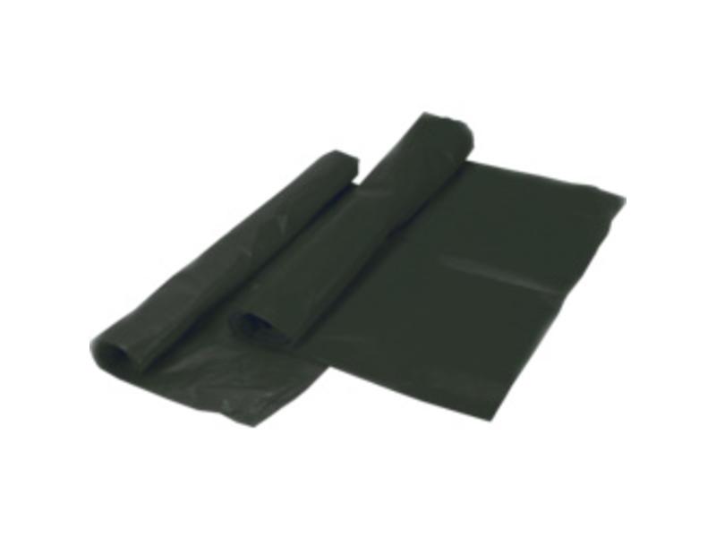 Johnson Diversey TASKI Afvalzakken 80x110 cm zwart - 130 liter - 70my LDPE - 10 rollen - 10 stuks