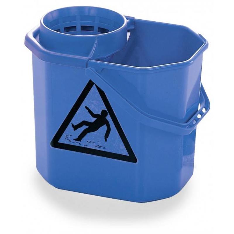 TASKI Spaanse mopemmer - blauw