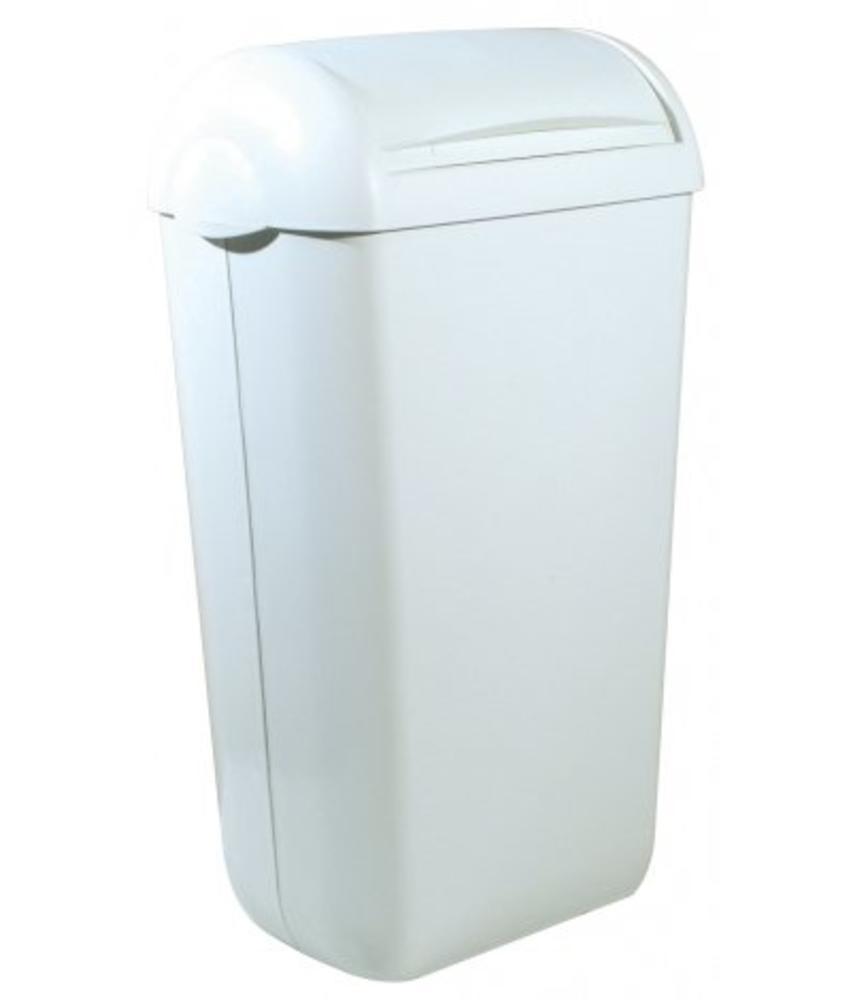 PlatiQline Hygienebak kunststof 23 liter