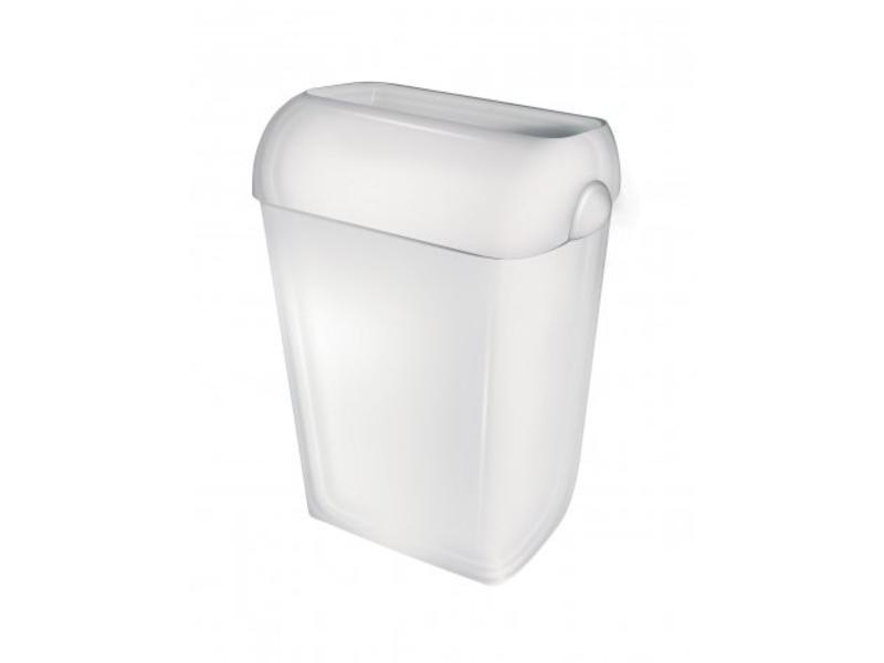 PlastiQline PlastiQline Afvalbak kunststof 23 liter open