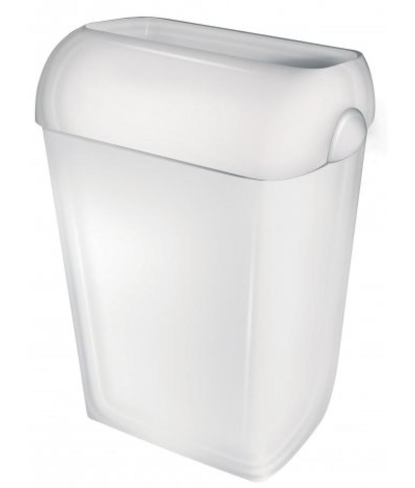 PlastiQline Afvalbak kunststof 43 liter open
