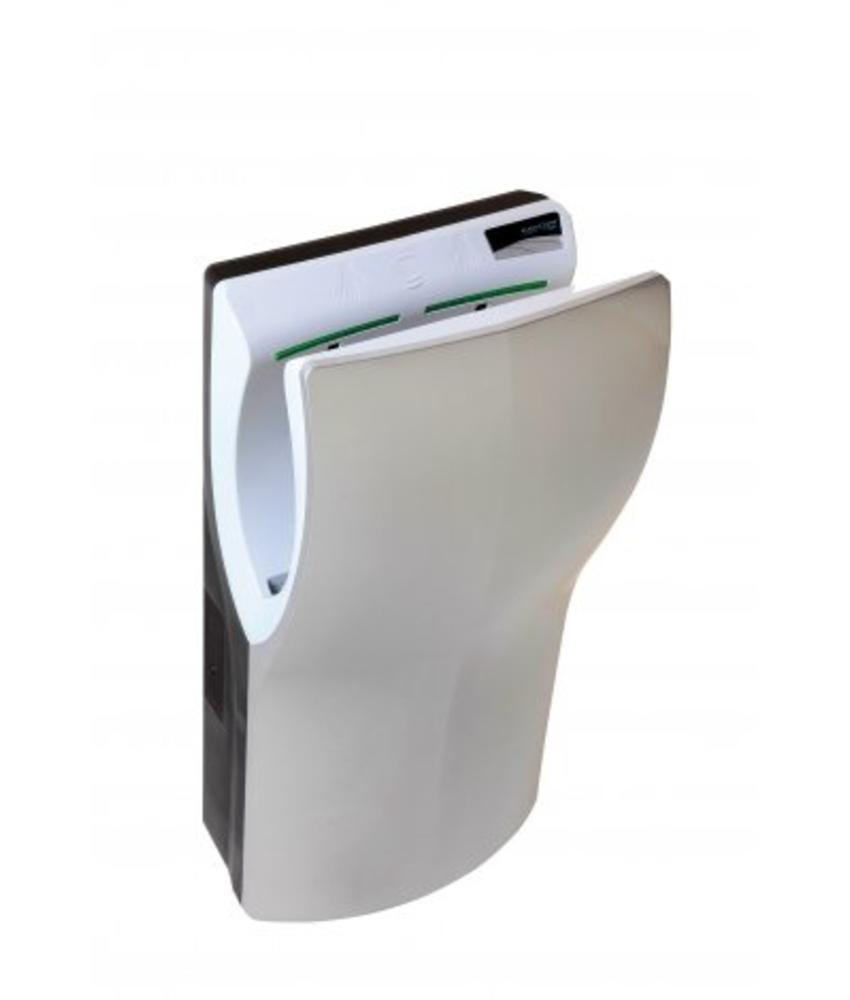 PlastiQline Handendroger hands-in RVS look automatisch
