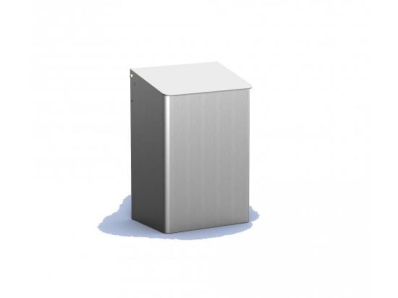 MediQo-line MediQo-line Afvalbak 15 liter aluminium