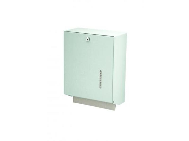 MediQo-line MediQo-line Handdoekdispenser wit groot