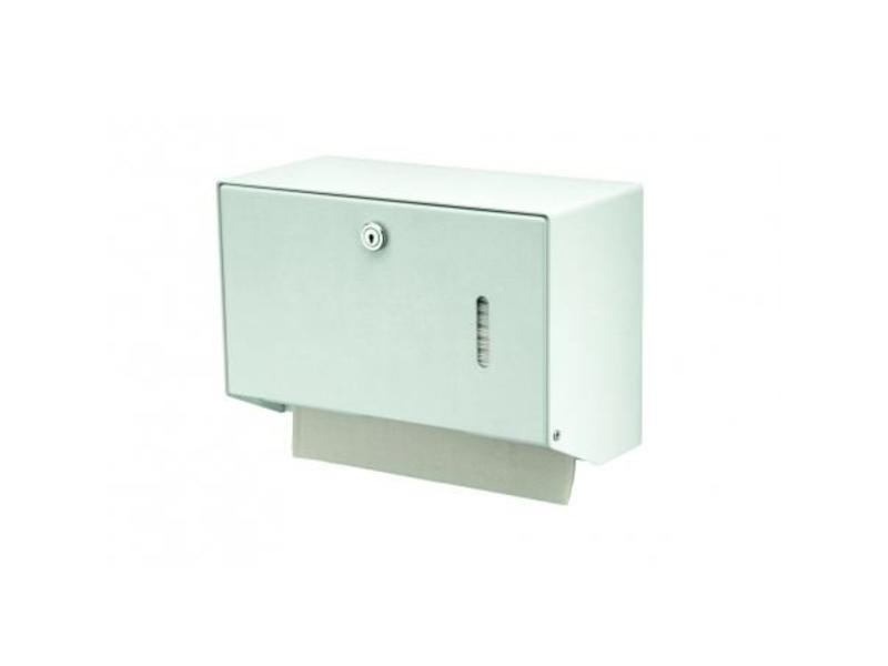 MediQo-line MediQo-line Handdoekdispenser wit klein