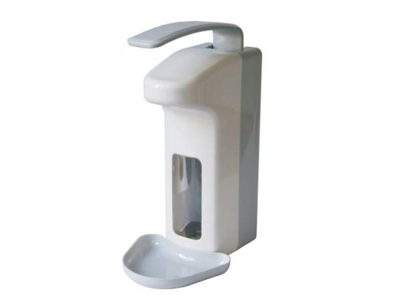 MediQo-line MediQo-line Zeep- & desinfectiemiddeldispenser 500 ml LB kunststof
