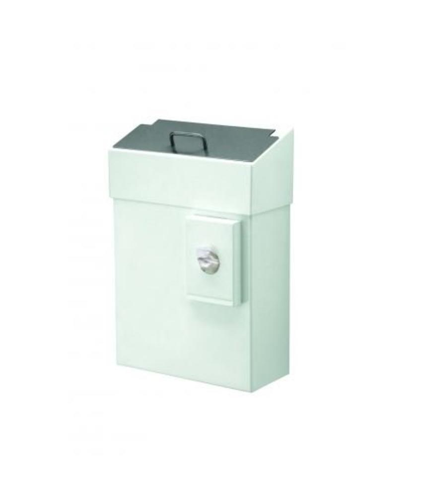 MediQo-line Hygienebak 10 liter wit