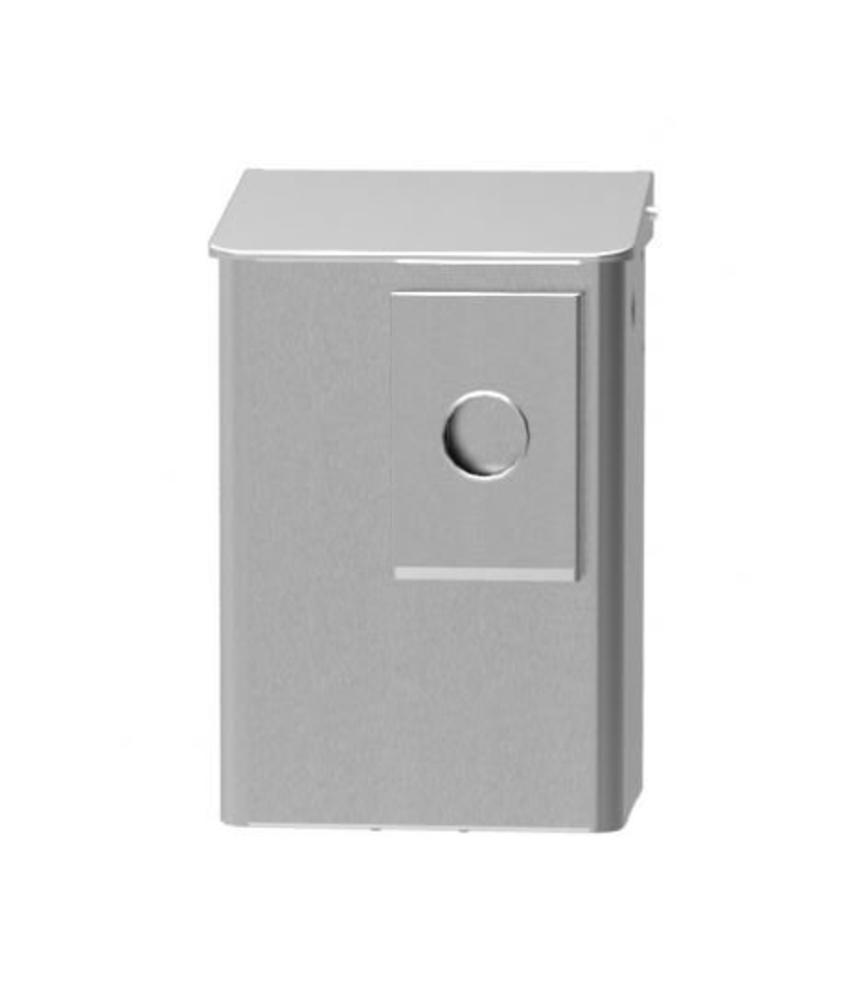MediQo-line Hygienebak 6 liter aluminium