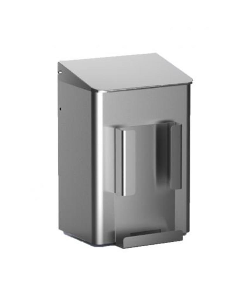MediQo-line Hygienebak 6 liter RVS