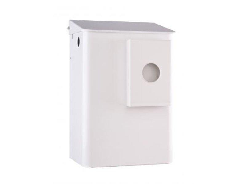 MediQo-line MediQo-line Hygienebak 6 liter wit